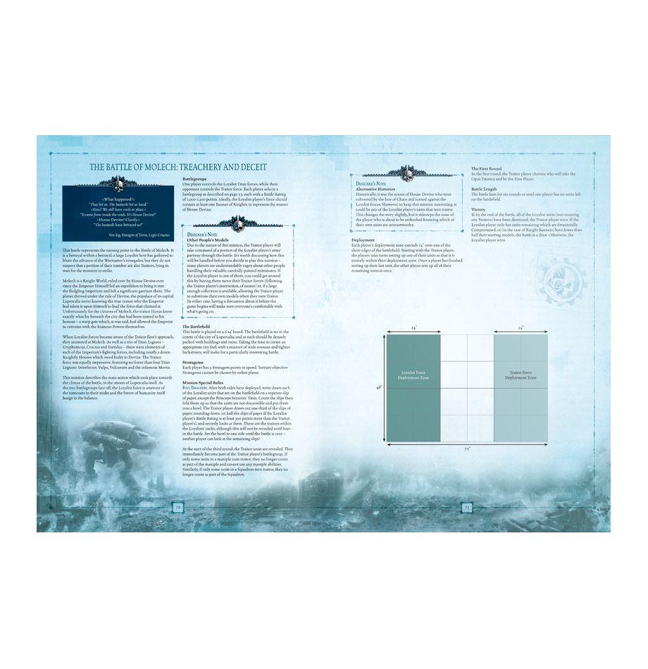 GW: Adeptus Titanicus und Elfen Drachen – Brückenkopf-Online