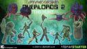 KG Overlords 2 Alien Miniatures Kickstarter 1