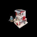 Micro Art Studio Kokkyo 33