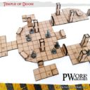 PWORK Temple Of Doom Set Mdf Fantasy Tiles 02