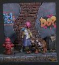 WD Watchdog Girl & Dog 28