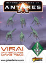 WG Warlord Antares Virai Dronescourge Mining Team 1