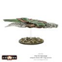 WG Warlord Antares Virai Dronescourge Weapon Drone With Mag Cannon 3