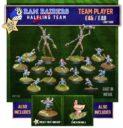 WM Warploque The Ram Raiders Halfling Fantasy Football Miniatures 1