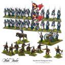 Warlord BlackPowder Napoleonic Portuguese Army
