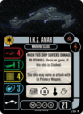 WizKids Star Trek Attack Wing I.K.S. Amar Preview