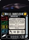 WizKids Star Trek Attack Wing U.S.S. Dauntless Preview