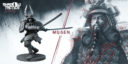 Antler Games Shadow Tactics Blades Of The Shogun Boardgame Announcement 2