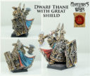 Avatars Of War DWARF THANE WITH GREAT SHIELD