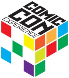 Comic Con Experience Logo
