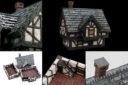 EH Epix Haven Medieval RPG Terrain For 3D Printers 6