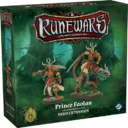 Fantasy Flight Games Runewars Prince Faolan Hero Expansion 1