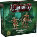 Fantasy Flight Games Runewars Prince Faolan Hero Expansion 2