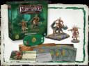 Fantasy Flight Games Runewars Prince Faolan Hero Expansion 3