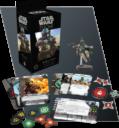 Fantasy Flight Games Star Wars Legion Boba Fett Operative Expansion 2