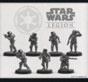 Fantasy Flight Games Star Wars Legion Scout Troopers Unit Expansion 4