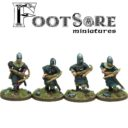 Footsore Norman Crossbows