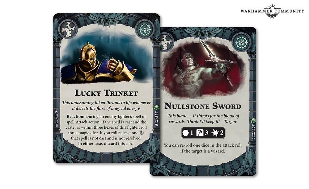 Warhammer Underworlds Nightvault Arcane Games Workshop Shadespire Gelände AOS