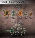 KG Krakon Games Creatures Underground Trollkin 2