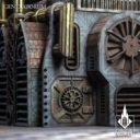 Kromlech Generatorum Und Waffenturm 06