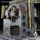 Kromlech Generatorum Und Waffenturm 09