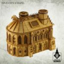 Kromlech Hive City Chapel 04