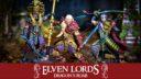 LSM Last Sword Miniatures Elven Lords II Dragon's Roar 1