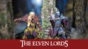 LSM Last Sword Miniatures Elven Lords II Dragon's Roar 2