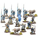 MG Mantic Kings Of War Vanguard Commander Bundle 2