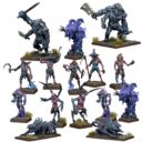 MG Mantic Kings Of War Vanguard Commander Bundle 4