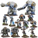 MG Mantic Kings Of War Vanguard Commander Bundle 6
