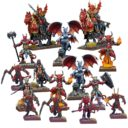 MG Mantic Kings Of War Vanguard Commander Bundle 8