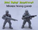 Mad Robot September Release Highborn Heavy Guard