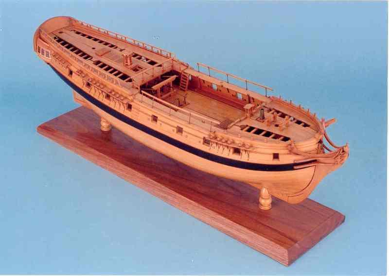 Miniature Scenery: Let's build a Boat I-IX – Brückenkopf