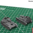 PSC SU 76(15mm) 5