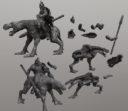 Prodos Games Warzone Resurrection Wild Huntsman Render Preview