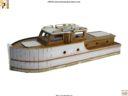 Sarissa Precision River Boat