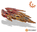 TTC Dropfleet Shaltari Dreadnought 1