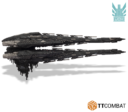 TTC Dropfleet UCM Dreadnought 2