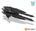 TTC Dropfleet UCM Dreadnought 3