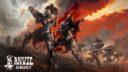 Anvil Industries Burning Rose Update