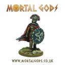 War Banner Mortal Gods
