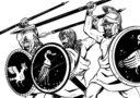 War Banner Mortal Gods9