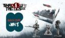 Antler Games Shadow Tactics Boardgame Kickstarter Date