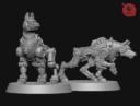 Artel W Iron Doggy Dogs