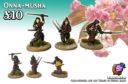 BS Bad Squiddo Onna Bugeisha Kickstarter 4