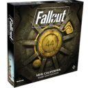 Fantasy Flight Games Fallout Boardgame New California Expansion 0