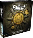 Fantasy Flight Games Fallout Boardgame New California Expansion 1