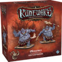Fantasy Flight Games Runewars Obscenes Unit Expansion 1