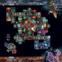 Fantasy Flight Games Star Wars Imperial Assault Coruscant Back Alleys Skirmish Map 2